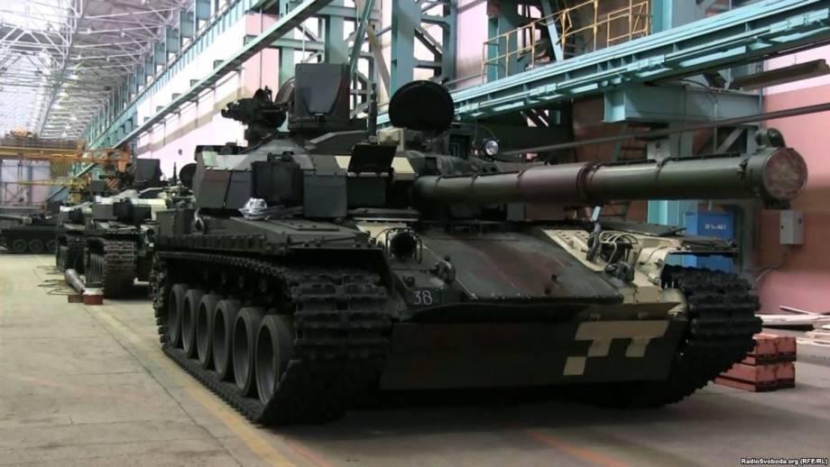 Укроборонпром: контракт на танки «Оплот» для Таиланда завершен, следующая партия – для Украины