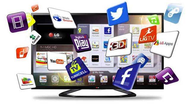телевизоры LG с функцией Смарт ТВ