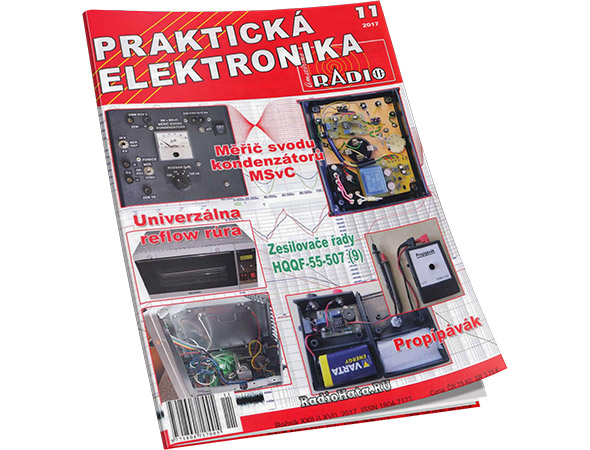 A Radio. Prakticka Elektronika №11 2017