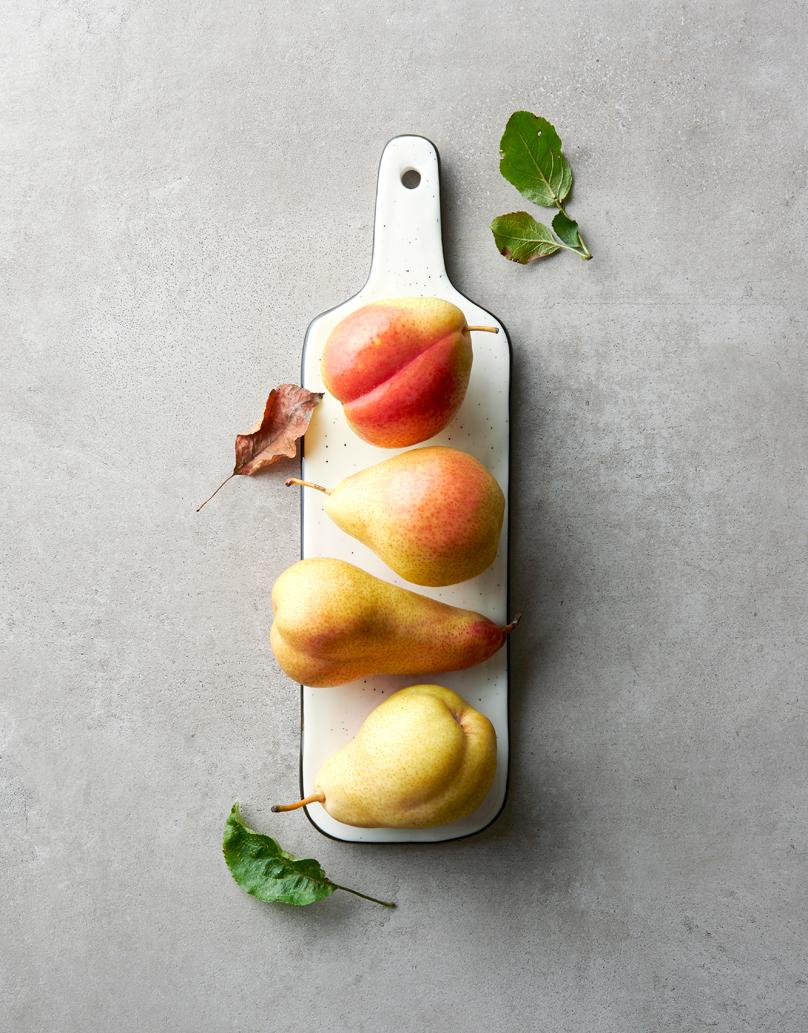 Вкусные груши / фото Krzysztof Duklas