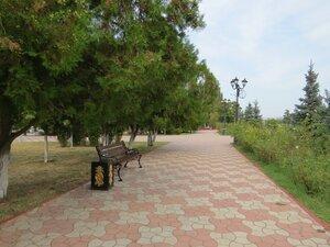 Площадь имени Ленина - Достопримечательности Керчи