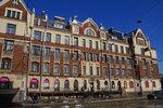 Комплекс жилых домов для служащих Финляндской железной дороги