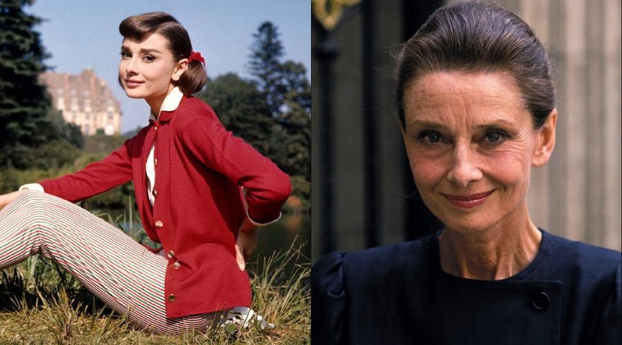 Одри Хепберн Эту актрису никто не представляет старой, потому что слишком хорошо мы ее знали молодой