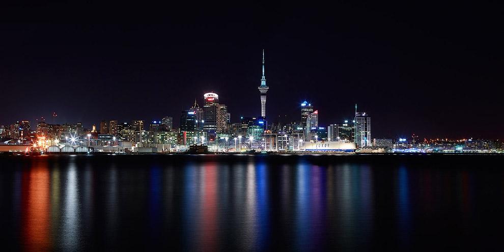Сегодня Окленд является экономическим и культурным центром Новой Зеландии. На исторические дост