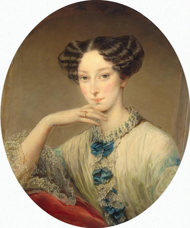 Мария Александровна, около 1860 года.    В молодые годы Александр II, тогда еще цесаревич, бало