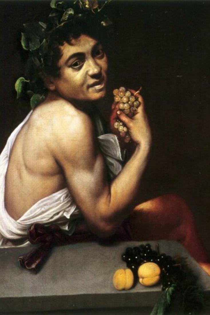 Гений реализма всю жизнь рисовал автопортреты: его черты можно узнать в лице казненного на картине «