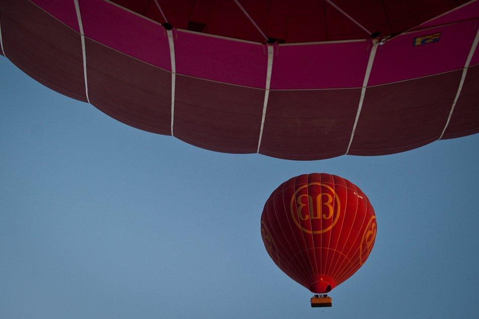 Как прекрасен этот мир...Полет на воздушном шаре