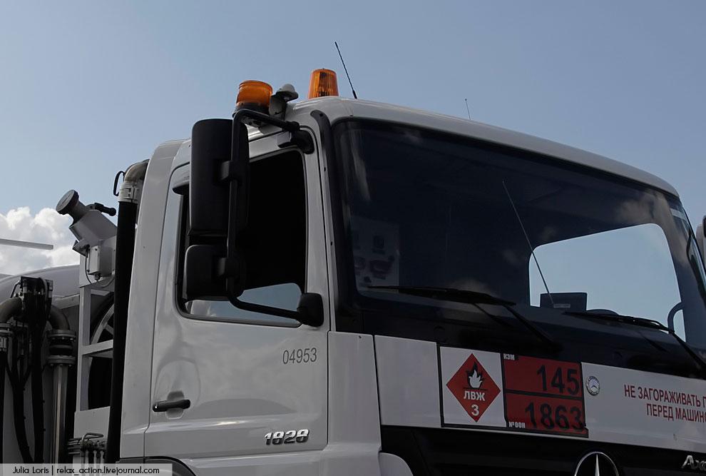 В настоящий момент в Домодедово  работают два оператора по заправке топливом  — Domod