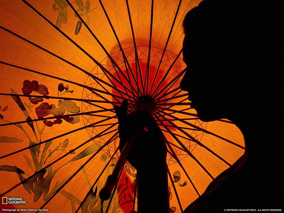 Озеро Пять цветков, Китай     Это мелкое  разноцветное