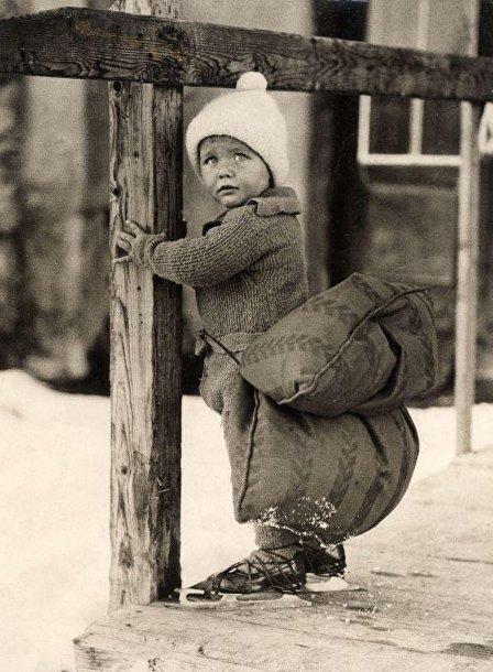 Холода пришли: зимние развлечения в стиле ретро
