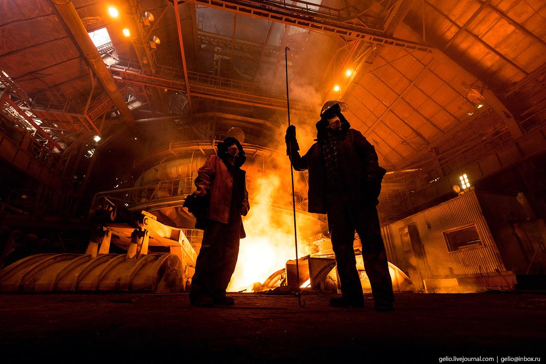 Магнитогорский металлургический комбинат: от железной руды до стального проката