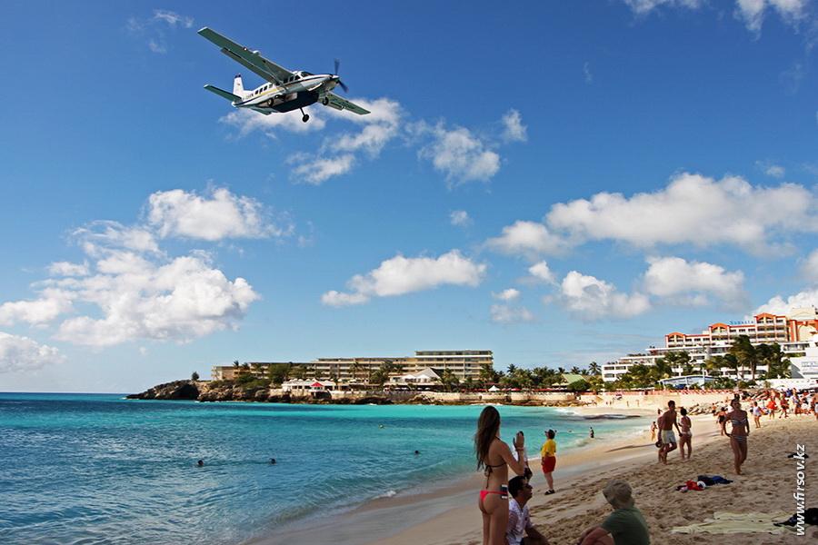 Отпуск на Карибах. Часть III. Авиамелочь на Махо-Бич.