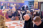 ПТ 3-й седмиы Великого Поста, Литургия Преждеосвященных Даров