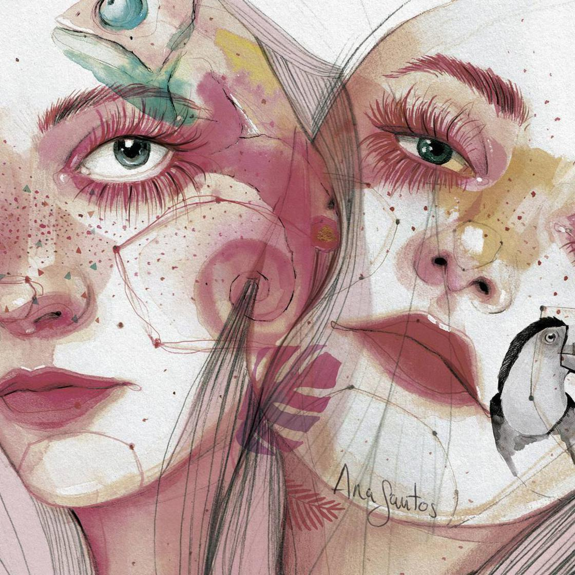 Natural Girls – Les portraits doux et sensuels d'Ana Santos