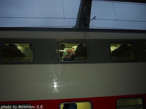 железная дорога, ТВЗ