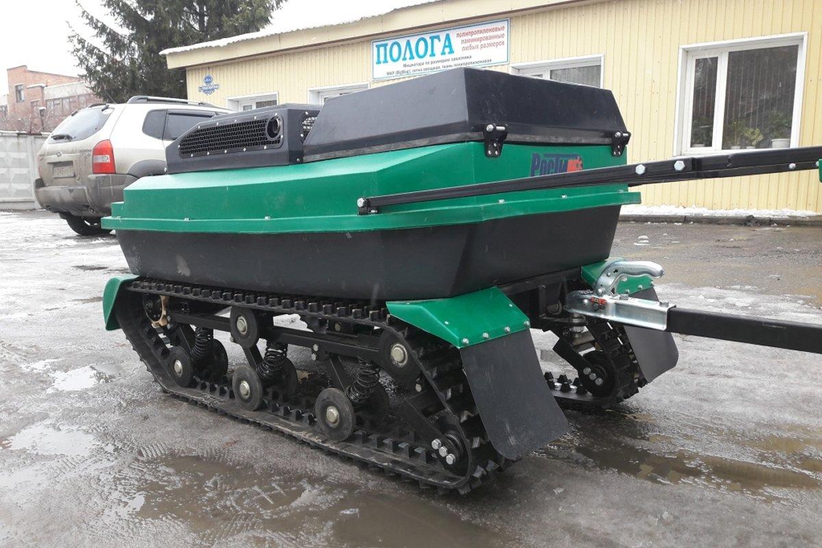 Гусеничный минивездеход Ростин БК-13