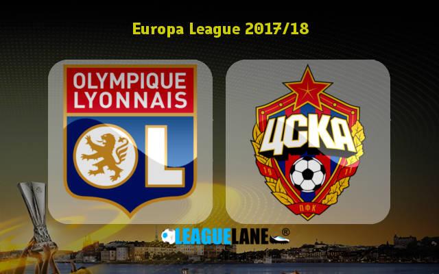 Лион – ЦСКА (15.03.2018) | Лига Европы 2017/18