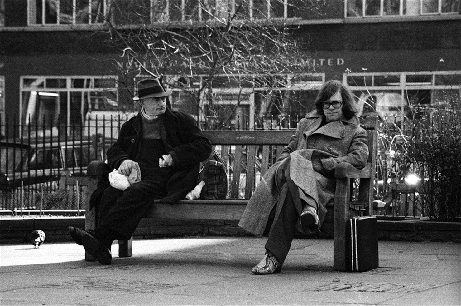 1970. Элтон Джон, Нью-Йорк