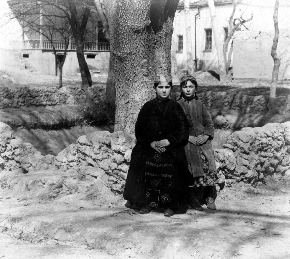 Еврейские девушки