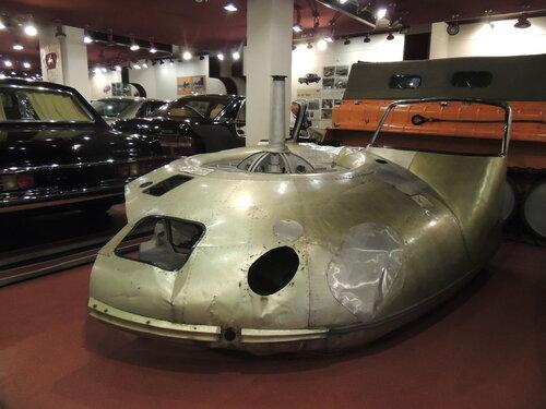 Автомобиль несбывшегося будущего
