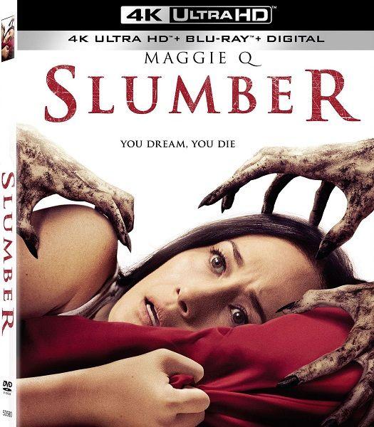 Сламбер: Лабиринты сна / Slumber (2017/BDRip/HDRip)