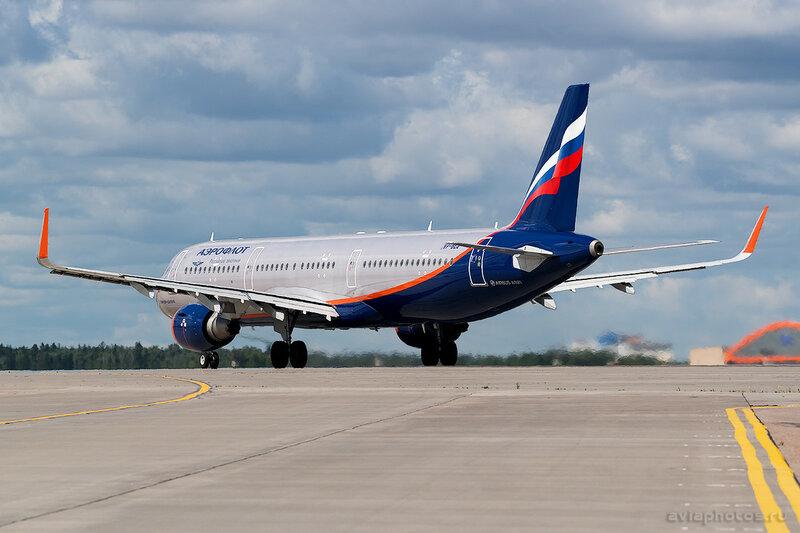 Airbus A321-211 (VP-BEG) Аэрофлот 0105_D803100