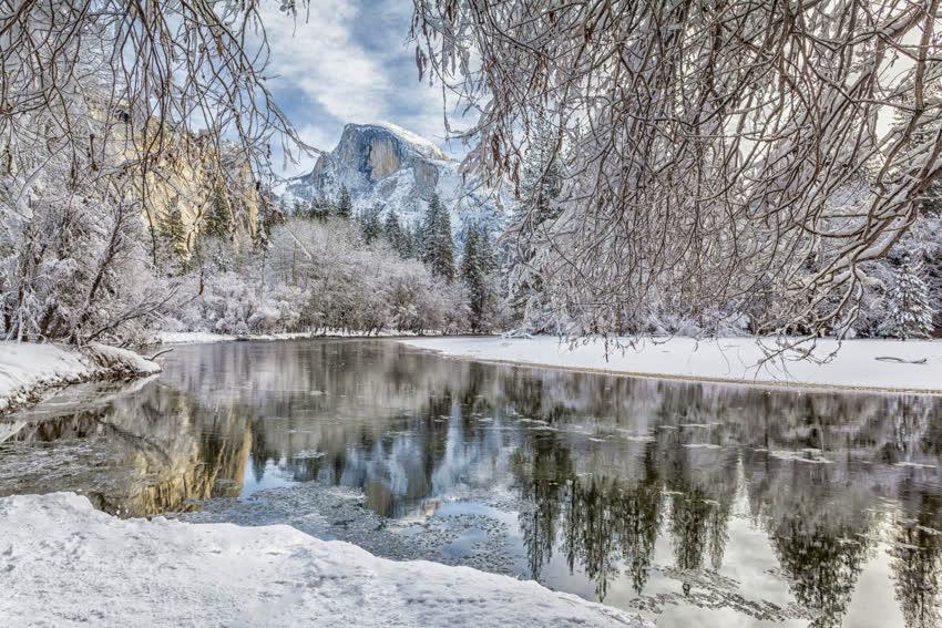 Фото зимы