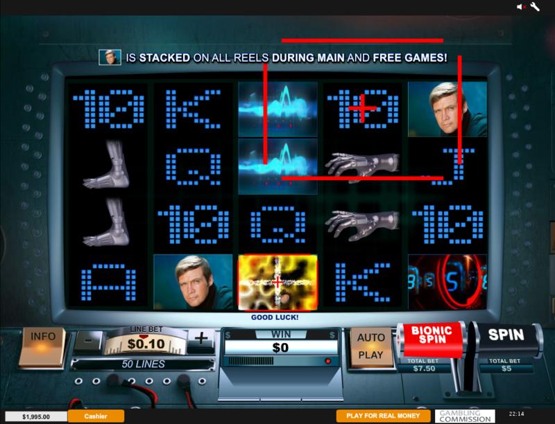 бионик спин интернет-казино
