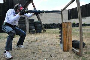 Стрельба пулей изгладкоствольного ружья