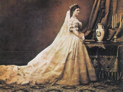 Императрица Елизавета Баварская