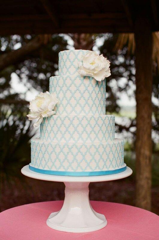 0 17829e b87b0b6e XL - Кондитерское вдохновение 2017-2018: свадебные торты