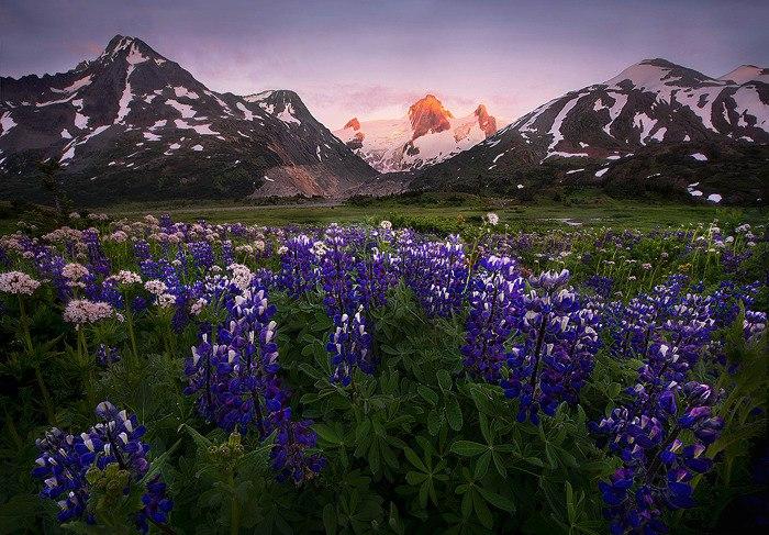 Магия природы — Рассвет из разных уголков планеты (Это восхитительно!!!) (7 фото)