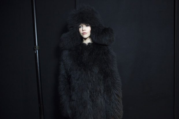 Backstage Moments at Sonia Rykiel Fall Winter 2018 Collection