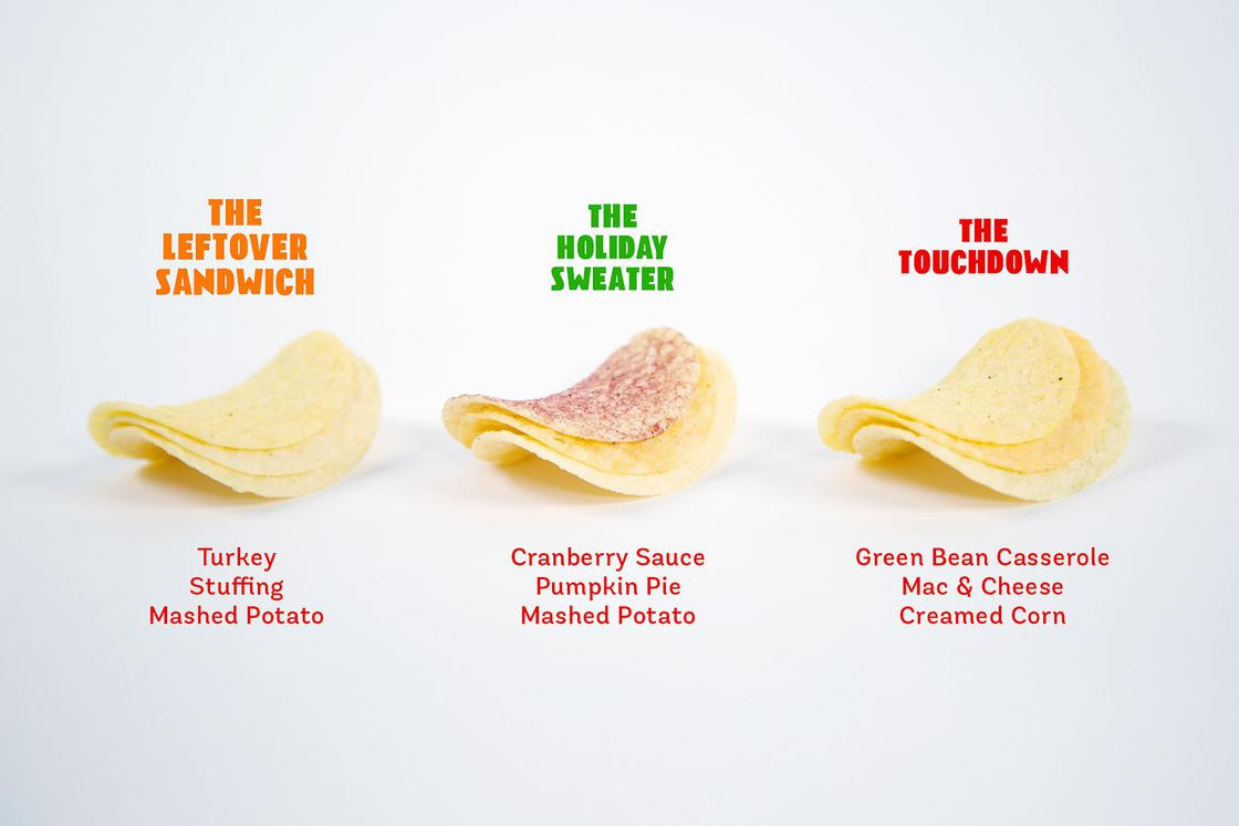Pringles launches a Thanksgiving meal made of chips and artificial flavors