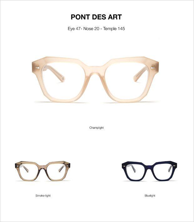 eyewear lookbooks SS18
