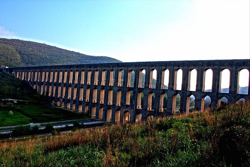 CarolingianAcqueduct.