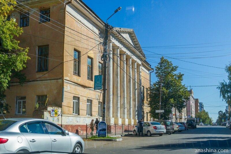 Старинный особняк, Калуга