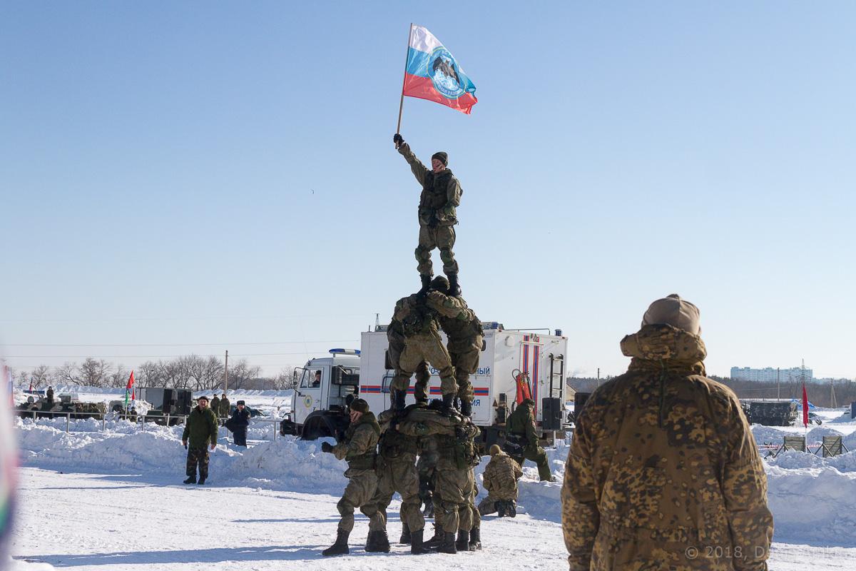 100-летие РККА на ипподроме фото 3