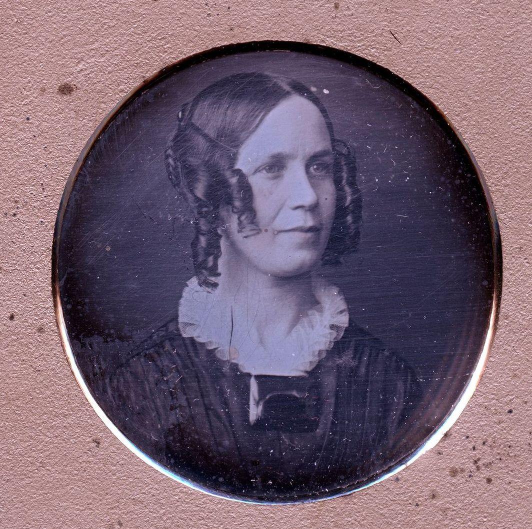 1845. Женский портрет