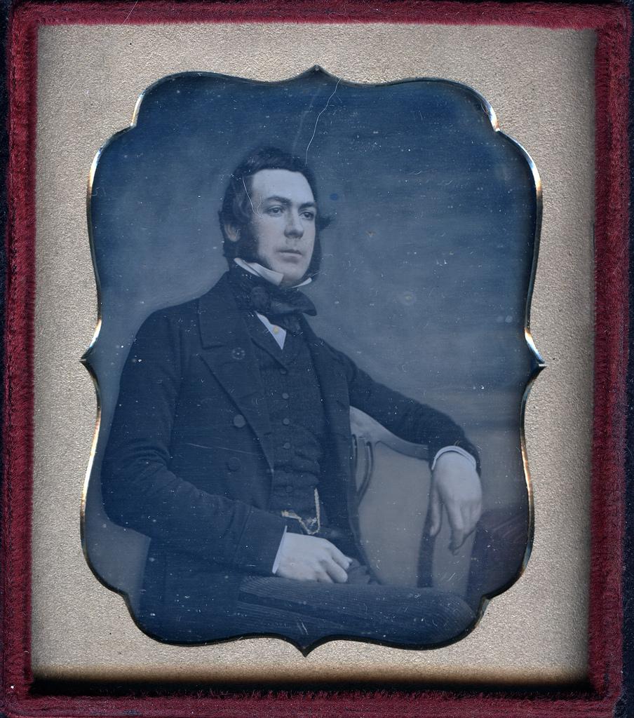 1850. Джентльмен