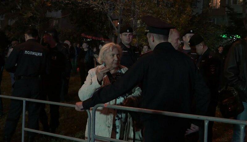 За сменяемость власти, 2015 - Марьино