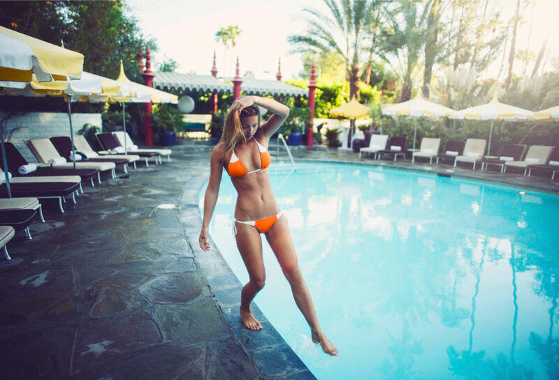 C Heads Exclusive Palm Springs Story Marisa Papen photographed by Paul Ripke