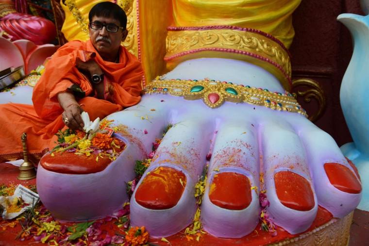 В Индии празднуют День рождения Ганеша 0 1454bb 55ffce35 orig