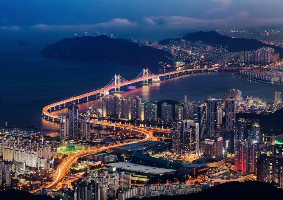10. Пусан, Южная Корея (© Colin Jones) Пока туристы толпами едут в Сеул, посетите второй по величине