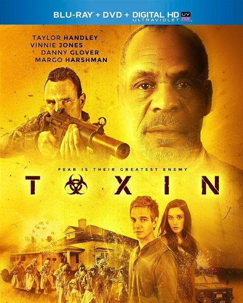 Токсин / Toxin (2015/BDRip/HDRip)