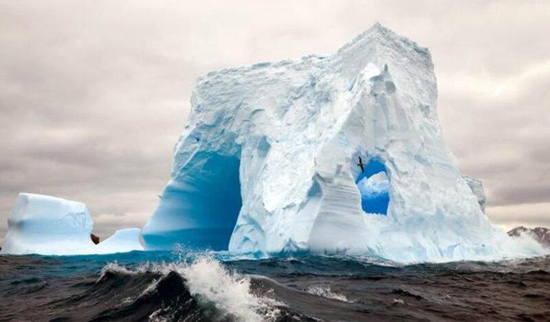 полярный тунель