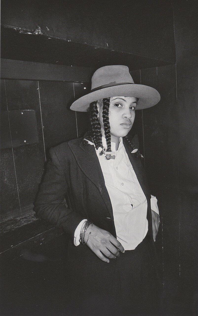1983. Нене Черри в «The Wag Club»