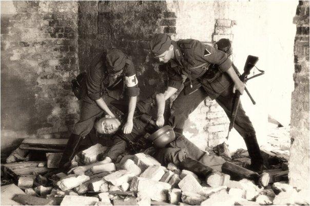 бои в Брестской крепости