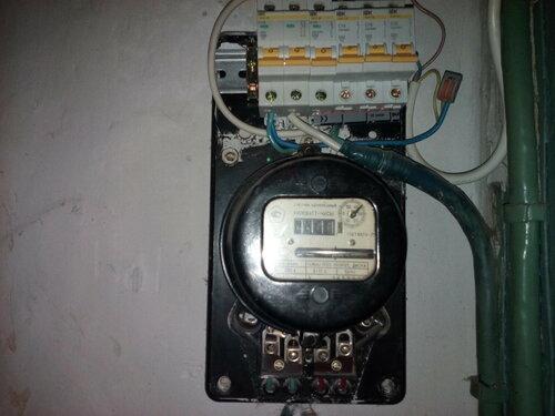Поменять счетчик электроэнергии в квартире спб