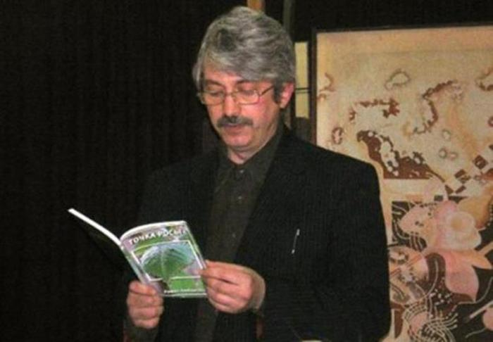 Роман Любарский, «На пороге в XXI й»